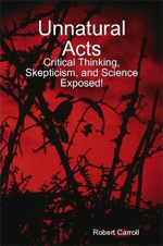 cover for paperback edition of Unnatural Acts